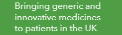 Bringing generic and innovative medicines to patients in the UK